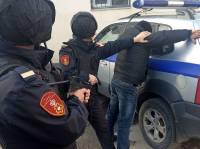 В Приамурье задержана группа вооруженных вымогателей
