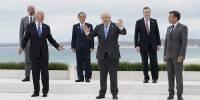 Лидеры G7 призвали Минск к проведению новых выборов президента