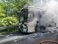 На Кубани после ДТП в больницу доставлены водитель и 15 детей