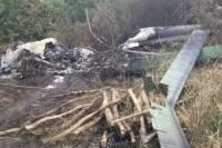 В Ленобласти упал вертолет Росгвардии