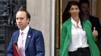 Глава Минздрава Британии уходит в отставку после скандала с любовницей