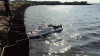 В Петербурге скончался один из пострадавших при опрокидывании катера