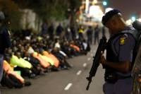 В ЮАР в ходе беспорядков погибли 117 человек