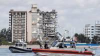 Во Флориде найдены тела 22 погибших при обрушении высотного здания