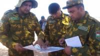Таджикские пограничники впустили более 300 афганских военных