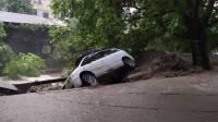 На юго-западе Крыма из-за подтоплений погиб человек