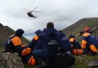 Возобновлены поиски на месте крушения Ан-26 на Камчатке