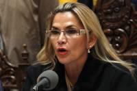 Бывшему президенту Боливии Аньес грозит 30-летний срок