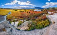 В кальдере камчатского вулкана Узон найдены уникальные микробы