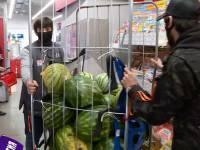 В Москве задержан сотрудник, проводивший дезинсекцию в Магните