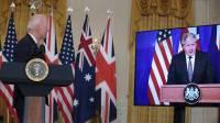 Австралия, Великобритания и США создали оборонный альянс AUKUS