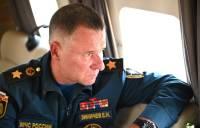 Путину доложили о гибели главы МЧС, заявил Песков