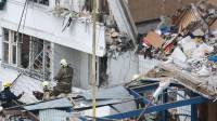 В Ногинске под завалами найдено тело третьего погибшего