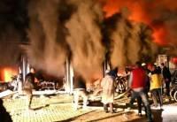 В Северной Македонии 14 человек стали жертвами пожара в больнице